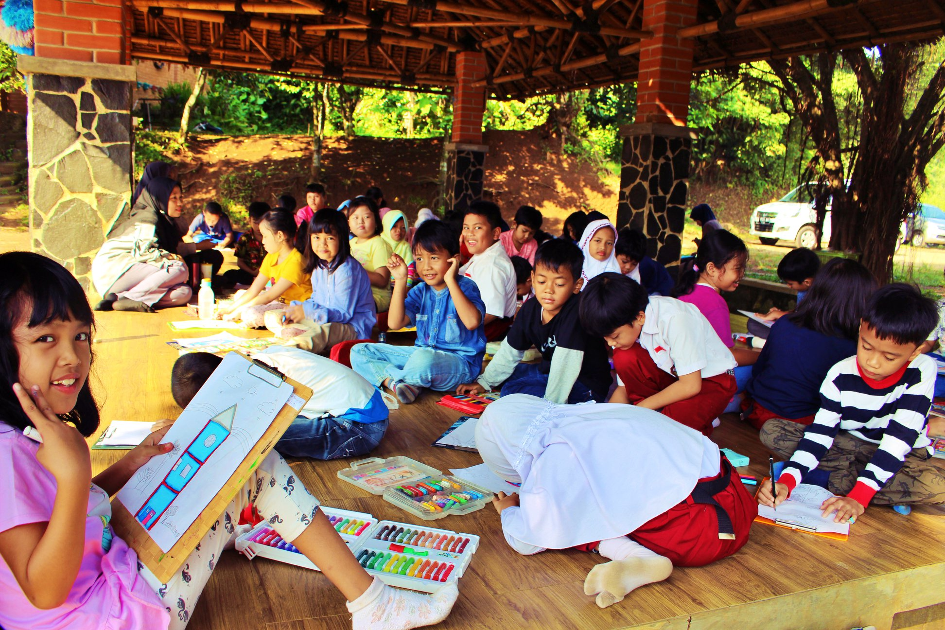 Class Meeting Sekolah Hikari